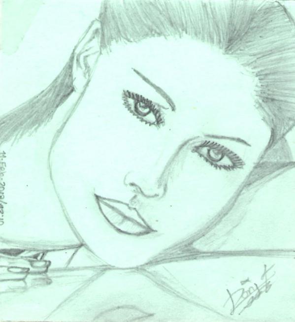 Gwyneth Paltrow by DoryLBA